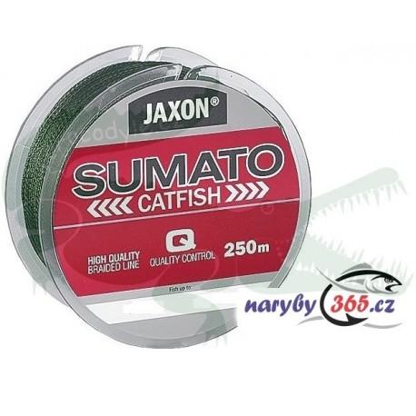 pletenka SUMATO Catfish 0,40mm/250m/50kg