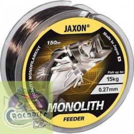 NOVINKA - vlasec JAXON MONOLITH Feeder 0,16mm/150m