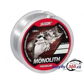 NOVINKA - vlasec JAXON MONOLITH Premium 0,10mm/150m