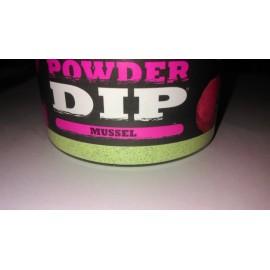 powder DIP - mušle