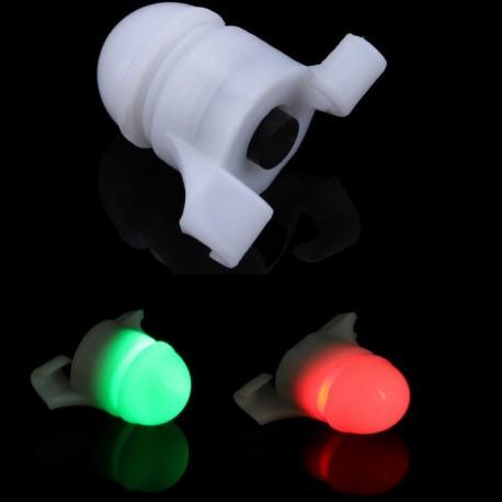 indikátor záběru - signalizace