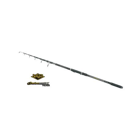 rybářský prut Konger Carbomaxx Team tele carp 3,60m/2,75Lbs