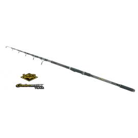rybářský prut Konger Carbomaxx Team tele carp 3,90m/3,00Lbs