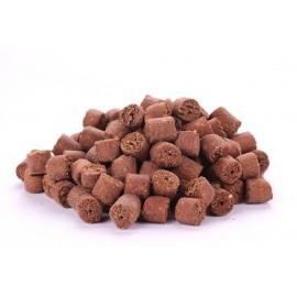 pelety boilies - JÁTROVÉ 250 g