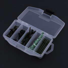 organizér - krabička s uchem 5 přihrádek
