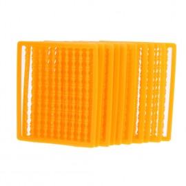 CFP zarážka oranž destička 100