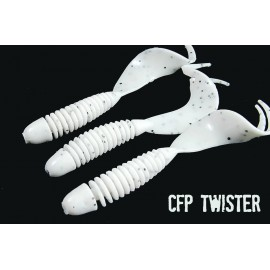 CFP FLEX GRUB powerbait twister NATURAL 70mm