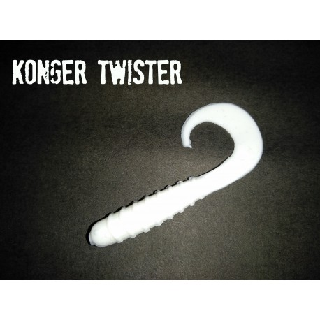KONGER twister WHITE 35mm 20ks