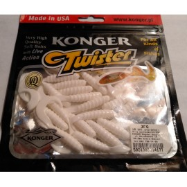 KONGER twister WHITE 35mm 20ks