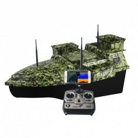 DEVICT zavážecí loďka Tanker Triple Fishing Robot