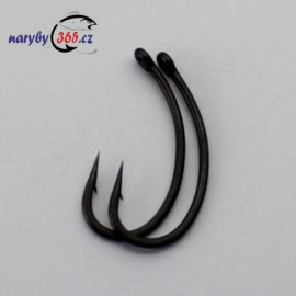 CFP High Carbon Steel Fishhooks Matt Black 30ks