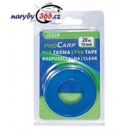 JAXON PRO CARP PVA CARBON páska 10mm/20m